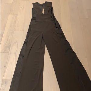 Halston Heritage Other - Halston Heritage brown jumpsuit